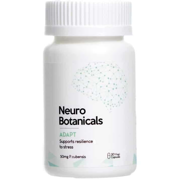 Neuro Botanicals Adapt Builder Psilocybin Microdosing Capsules Online Canada