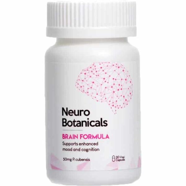 Neuro Botanicals Brain Formula Psilocybin Microdosing Capsules Online Canada