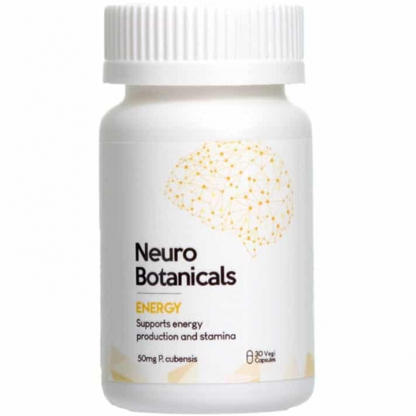Neuro Botanicals Energy Psilocybin Microdosing Capsules Online Canada
