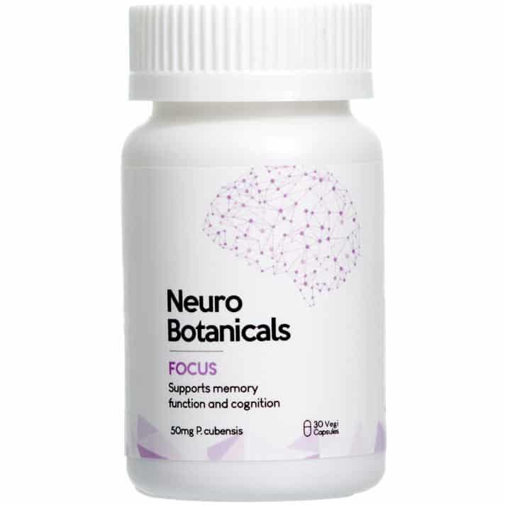 Neuro Botanicals Focus Psilocybin Microdosing Capsules Online Canada