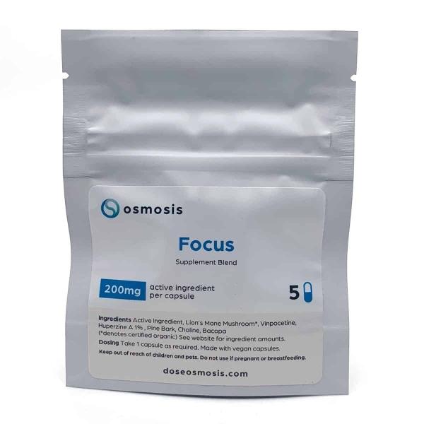Osmosis Focus Microdosing Capsules