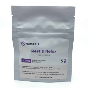 Osmosis Rest & Relax Microdosing Capsules Online Canada