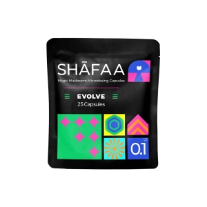 Shaffa Magic Mushroom Microdosing Capsules