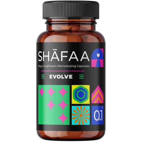 Shaffa Magic Mushroom Psilocybin Microdosing Capsules Online Canada