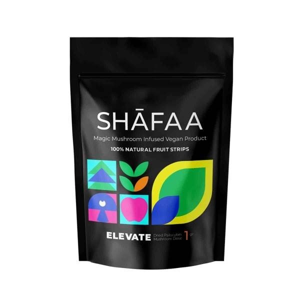 Shafaa Dissolve Vegan Fruit Strips 1000 MG Magic Mushrooms Online Canada